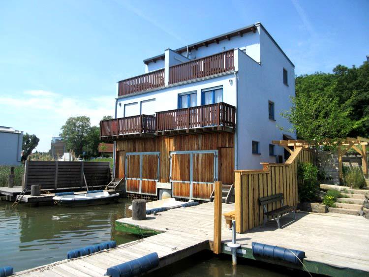 Ferienhaus am Hainer See